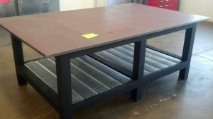 1inch plate table