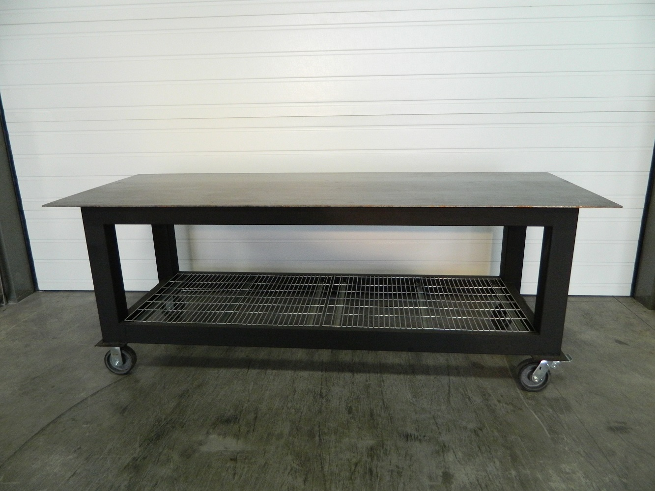 Welding Tables Amp Workbenches The Big Rack Shack The