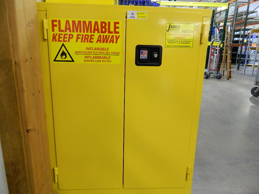 Flammable 001
